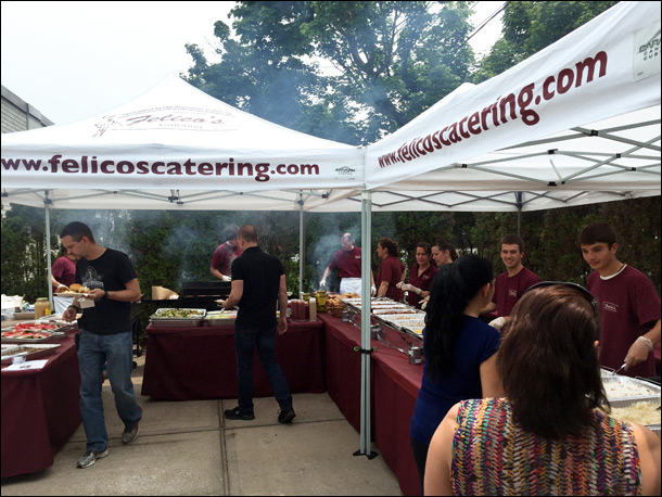 Wedding Bbq Catering Long Island