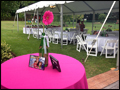 tents and party equipment for rent on Long Island