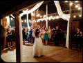 father daughter dance at a catered Long Island barn wedding