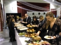 buffet style catering at a Long Island wedding